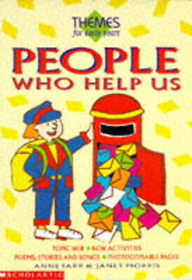 £2.44 • Buy Themes For Early Years: People Who Help Us By Janet Morris (Paperback)