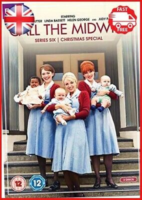 Call The Midwife - Series 6 [DVD] [2017] • 13.73£