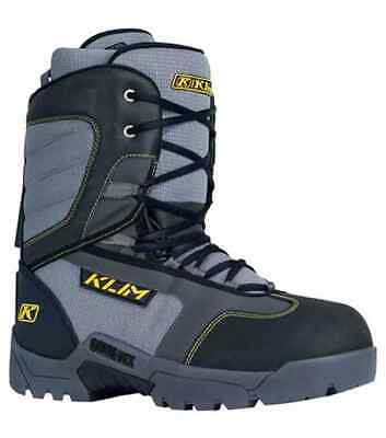 $ CDN317.07 • Buy Klim Radium Mens GTX Insulated Waterproof Winter Snowmobile Boots-8