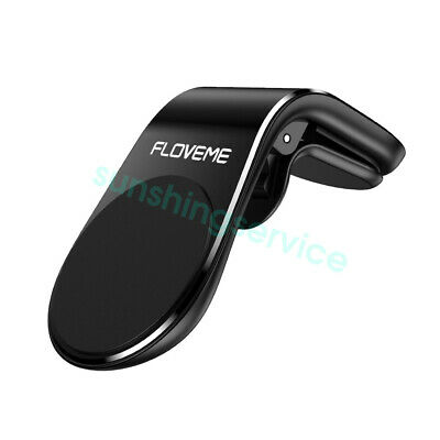 $4.60 • Buy For Mobile Phone GPS Accessories Phone Holder Clip Car Air Vent Magnetic Bracket