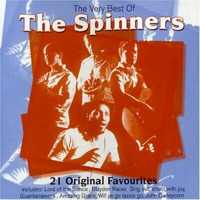 £20.98 • Buy The Spinners - The Very Best Of The Spinners - The Spinners CD UEVG The Cheap