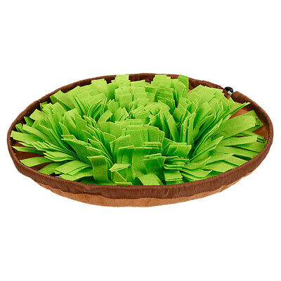 AU20.61 • Buy Dog Puzzle Toys Pet Snuffle Mat For Dogs Puppy Interactive Feed Game For Boredom
