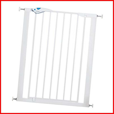 £56.62 • Buy Lindam Easy Fit Plus Deluxe Tall Extra High Pressure Fit Safety Gate 76-82 Cm,