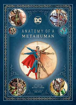 AU84.76 • Buy BOOK NEW DC Comics: Anatomy Of A Metahuman By Perry, S.d. (2018)