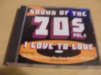 Sounds Of The 70's -i Love To Love Vol 1 14 Tracks  • 2.49£