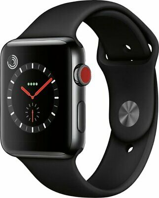 $ CDN213.94 • Buy Apple Watch Series 3 42MM GPS + Cellular With Sport Band