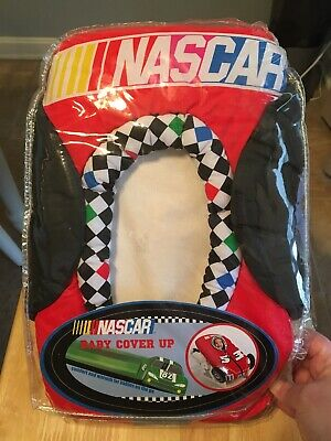 $27.90 • Buy NASCAR Baby Cover Up Car Seat Blanket