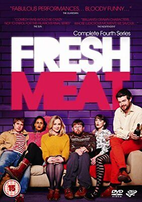 £20.98 • Buy Fresh Meat: Series 4 [DVD] - DVD  PYVG The Cheap Fast Free Post
