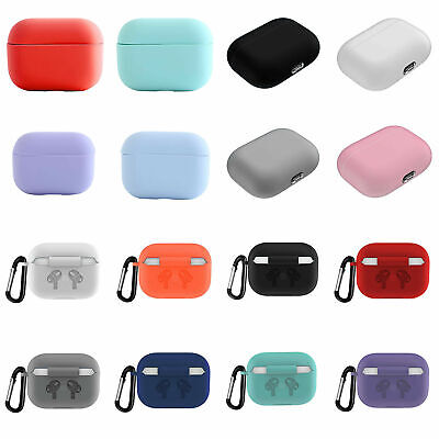 $ CDN3.08 • Buy Silicone Bluetooth Wireless Headset Case Cover Sleeve For Apple Airpods 3/Pro