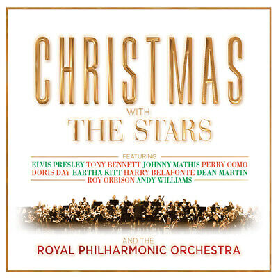 The Royal Philharmonic Orchestra : Christmas With The Stars And The Royal • 12.43£