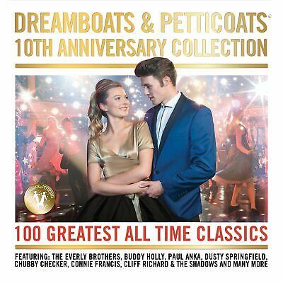 Dreamboats & Petticoats - 10th Anniversary Collection • 28.80£