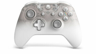 $48.99 • Buy Microsoft Xbox One Phantom White Special Edition Controller Never Used Windows