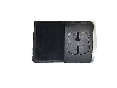 £10.83 • Buy New York City Police  Officer Shield Cut-Out And ID Card Window  Wallet