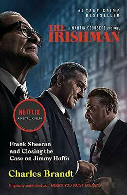 The Irishman: Originally Published As I Heard You Paint Ho... By Brandt, Charles • 7.87£