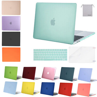 $19.94 • Buy For 2020 Macbook Pro 16 A2141 Touch Bar Pro Air 13 15 Snap On Hard Case Cover