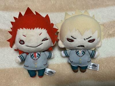 $ CDN225.94 • Buy My Hero Academia Katsuki Bakugo Eijiro Kirishima Plush Toy Set Of 2 Nitotan USED
