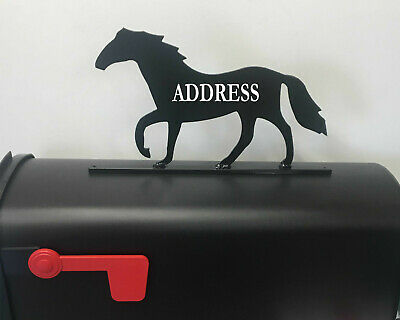 $24.95 • Buy Horse Mailbox Topper Mb36