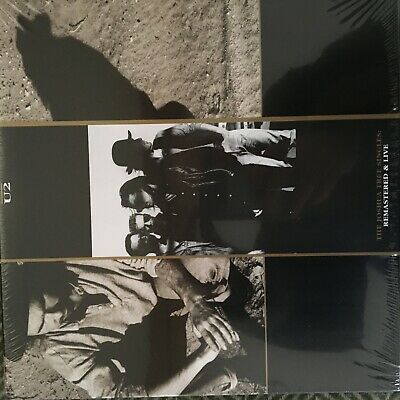 U2 - The Joshua Tree Singles Remastered & Live 4 Exclusive 10  Vinyl Records NEW • 20.02$