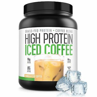 $33.07 • Buy Protein Coffee Iced Coffee, High Protein Coffee, Protein Coffee, Keto Friendly,