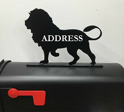$24.95 • Buy Lion Mailbox Topper Mb40