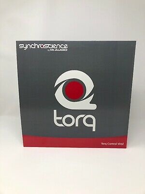 $45.99 • Buy Gently Used M-AUDIO Synchroscience TORQ CONTROL VINYL Record Controller