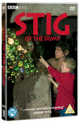 Stig Of The Dump DVD (2008) Thomas Brodie-Sangster Cert PG Fast And FREE P & P • 4.98£