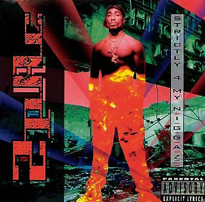 2Pac : Strictly 4 My N.I.G.G.A.Z... CD Highly Rated EBay Seller Great Prices • 2.92£