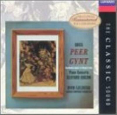 £2.64 • Buy Grieg, Edvard : Grieg: Peer Gynt/Piano Concerto CD Expertly Refurbished Product