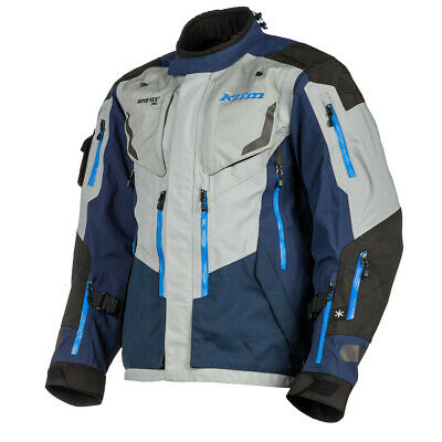 $ CDN1309.09 • Buy KLIM Badlands Pro Blue Motorcycle Jacket, Adventure, Free Shipping, New!