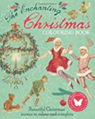 The Christmas Colouring Book (Colouring Books), New, Margaret Tarrant Book • 4.95£