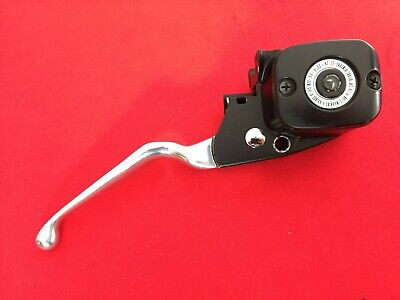 $100 • Buy Genuine 2015 Harley Dyna 9/16  Front Brake Master Cylinder Control 06-17 Softail