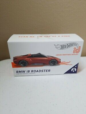 $9 • Buy Hotwheels Bmw I8 Roadster Limited Run Collectible