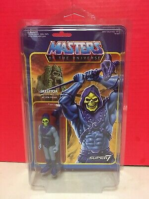 $28.99 • Buy Masters Of The Universe Skeletor ReAction Figure Super7 Mattel 2015