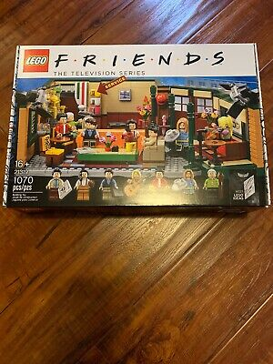 LEGO - Central Perk (21319), Brand New, Factory Sealed - Friends TV Show • 99$