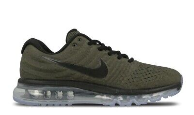 $89.99 • Buy Men's Nike Air Max 2017 Size 7 NEW Cargo Khaki