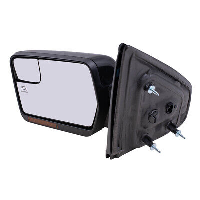 $96.75 • Buy Power Fold PTM Mirror Fits 09-14 Ford F150 Driver Heated Signal Spotter Glass