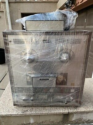 $399 • Buy Vintage SONY TC-651 Stereo Tapecorder Reel To Reel Nice Cosmetic With Dust Cover