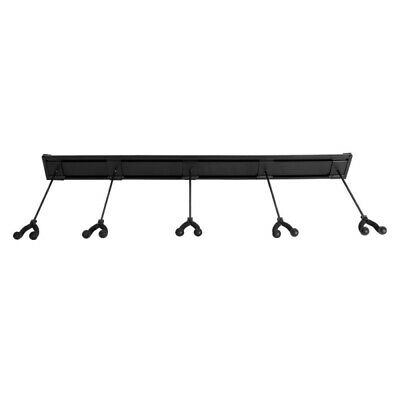 $ CDN99.99 • Buy On Stage Stands GS8500B 5-Space Guitar Bass Hanger 48x4.5  Wall-Mount Base Board
