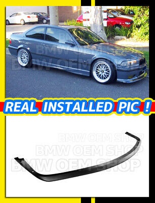 $169 • Buy UNPAINTED AC Type FRONT LIP SPOILER FOR BMW E36 M3 1995-1999