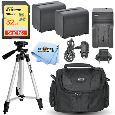 $ CDN61.08 • Buy Accessory Bundle For Sony MC2500, FDR-AX1, A6400, A7 III, A7R III IV, NX100, A77