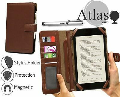 AU9.47 • Buy Navitech Brown Book Case For HP Slate 7 /  NEW