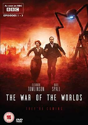 £8.99 • Buy War Of The Worlds [BBC] [DVD] [2019] - DVD  S2VG The Cheap Fast Free Post