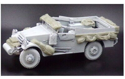 $35.17 • Buy Resicast 1/35 M3A1 Scout Car Commonwealth Stowage Set