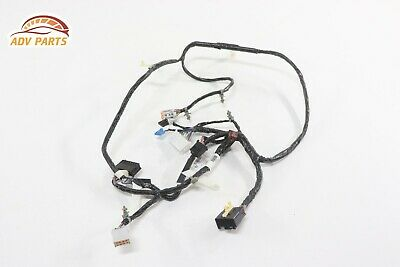 $56.99 • Buy Ford Explorer Rear Third 3rd Row Power Seat Wire Harness Oem 2013 - 2018 ✔️