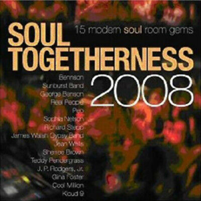 Various Artists : Soul Togetherness 2008 CD (2008) Expertly Refurbished Product • 10.68£