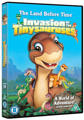 £1.99 • Buy The Land Before Time 11 - Invasion Of The Tiny Sauruses DVD (2011) Charles