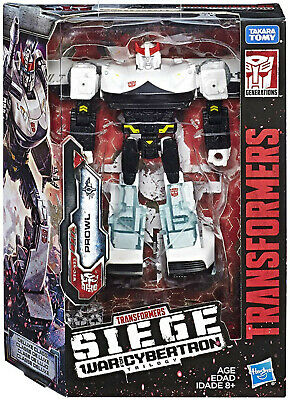 £57.14 • Buy Transformers ~ PROWL ACTION FIGURE ~ Deluxe Class ~ Siege: War For Cybertron WFC