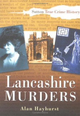 Sly-Lancashire Murders BOOK NEW • 11.14£