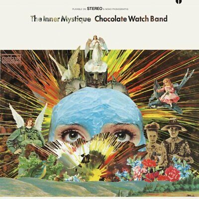 CHOCOLATE WATCH BAND-Inner Mystique CD NEW • 15.19£