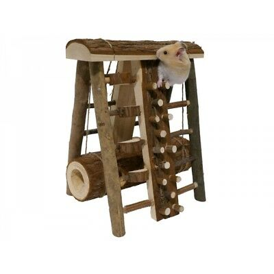 £13.99 • Buy Rosewood Small Animal Boredom Activity Toy Assault Course Gerbil Hamster Mouse